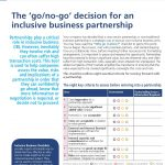 New TPI checklist: the 'go/no-go' decision for an inclusive business partnership