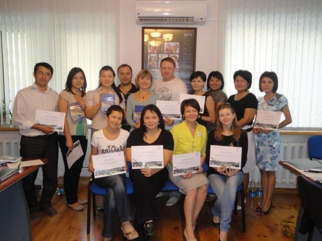 Cross-sector partnering skills training across the Aga Khan Development Network