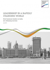 Leadership in a Rapidly Changing World