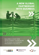 Report: A New Global Partnership with Business