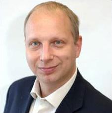 Darian Stibbe, Executive Director