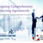 Partnering Agreements Scorecard
