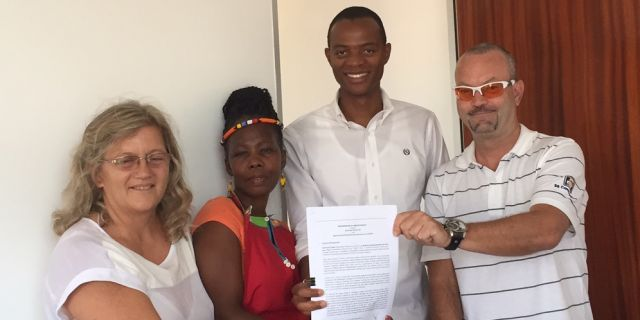 Mozambique Business in Development Facility supports Skills Development Partnership for Construction Sector