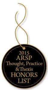 ARSP honours list
