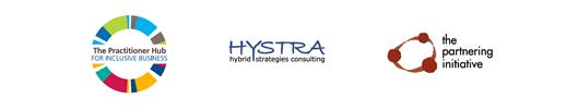 Inclusive business webinar logo
