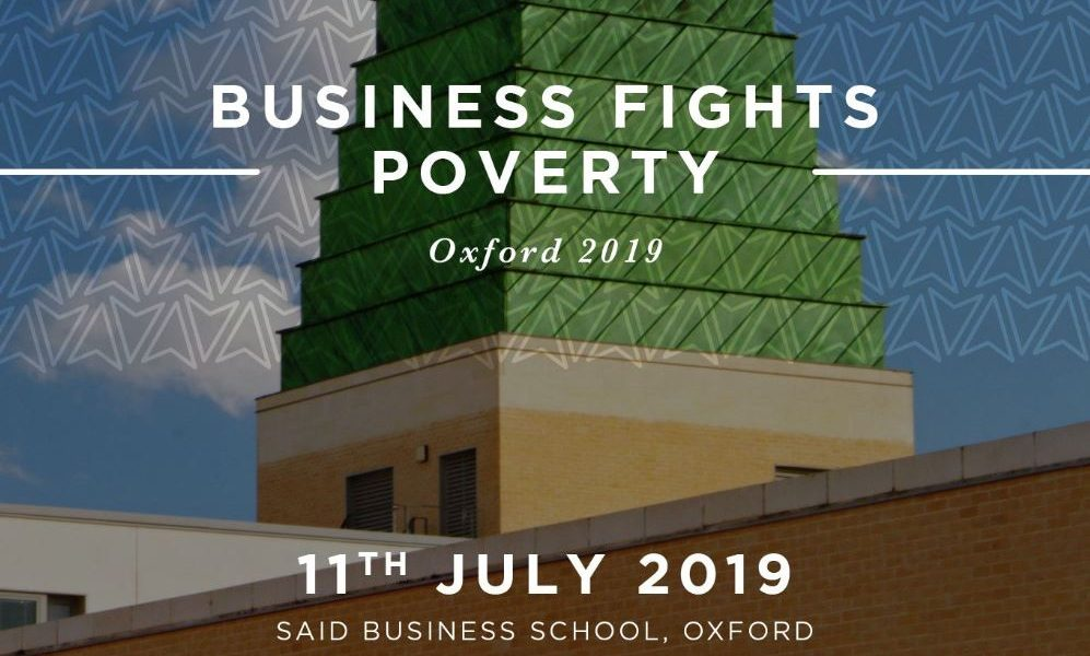 Partnership Zone at Business Fights Poverty Oxford 2019