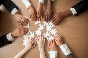 Solving the partnership puzzle