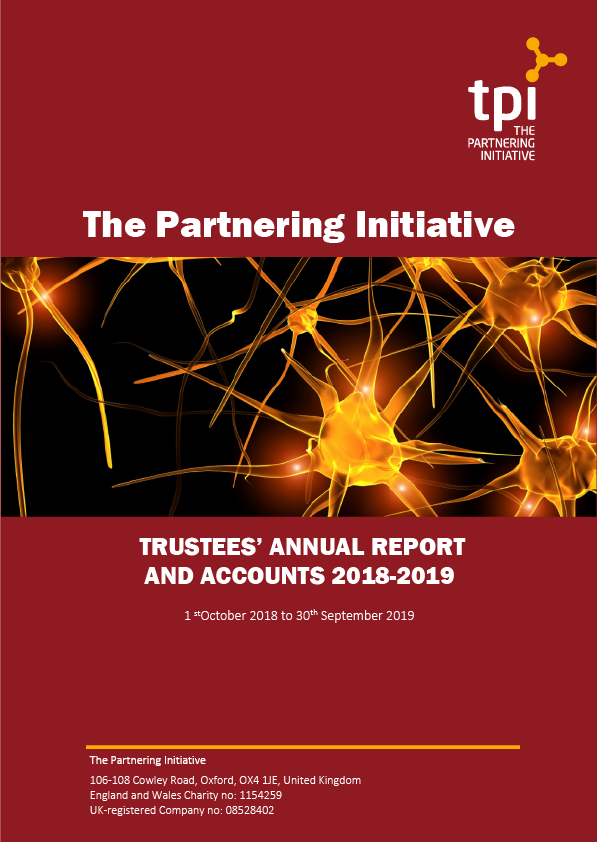TPI Annual Report 2018-19