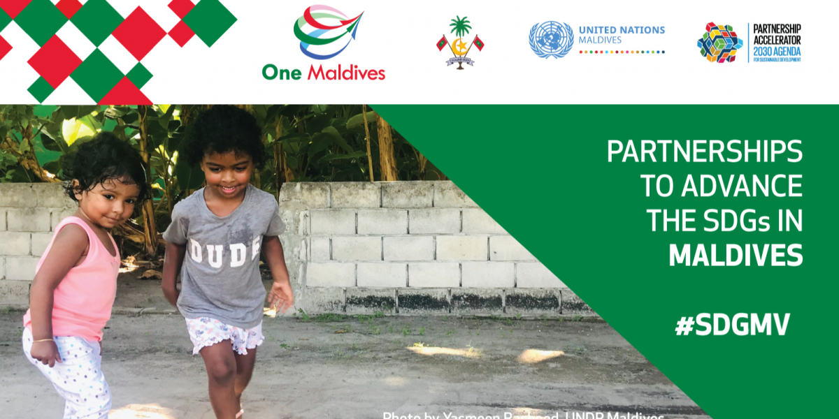 Advancing partnerships to support the SDGs in the Maldives