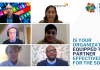 SDG Partnership Accelerator Webinar: Is your organization equipped to partner effectively for the SDGs?