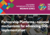 SDG Partnership Accelerator Webinar: Partnership Platforms – national mechanisms for advancing SDG implementation